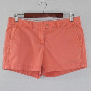 Tommy Hilfiger Salmon Color Shorts Size 8